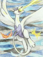 Lugia by Slab-art