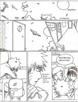SasuNaru: Remember page1 by Fellipatwins