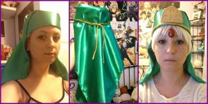 Tutorial Preview Cosplay Ja'far of MAGI. by uchiha3233itachi