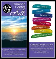 CambriaCenterForTheArts Card by Destiny-Carter