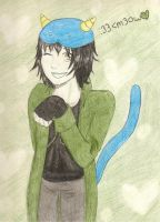 Nepeta Leigon by shadowxneji