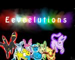 The Eeveelutions by VvStardustvV