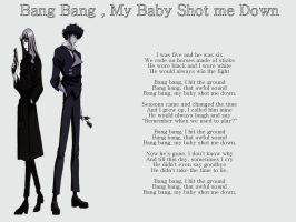 Cowboy Bebop... Bang Bang... by AkaneTachibana