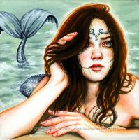 Mermaids Lament by SelinaFenech