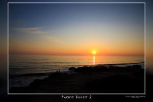 Pacific Sunset 3 by Mac-Wiz