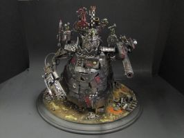 Stompa Front View by goofeegrins