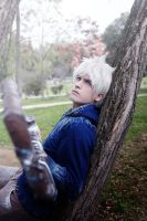 Jack Frost - Rise of the Guardians by AlexanDrake89