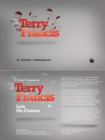 Print Ad - Terry F. by sniperyu
