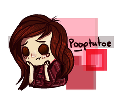 Pooptatoe. by Capntoria