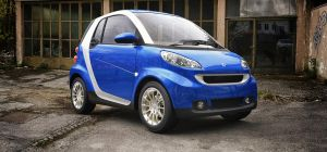Smart Fortwo by TheImNobody