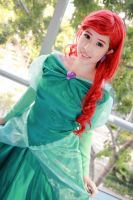 The Little Mermaid - Disney Princess Ariel by Xeno-Photography