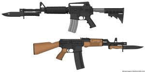 This is my Rifle this is my Gun by GeneralTate