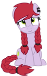 Crab Apple Again by wingedwolf94