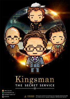 Kingsman by i605