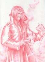 Gambit Commission by AgnesGarbowska