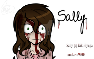Sally by emoLove9900