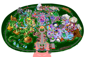 Disneyland 10.2 by mrzahta