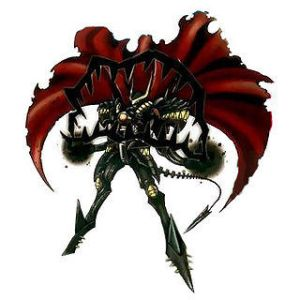 Plutomon - the king of underworld