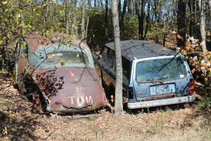 Rusting In Peace by SwiftysGarage