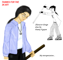 To my Number One Fan by Aisuruitachiwakoi