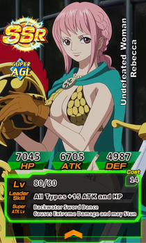 My First Attempt at making a Dokkan Battle Card by TheOmegaReploid711