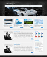 websitedesign by Qbus92
