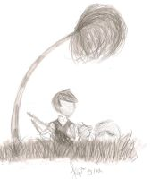Lorax- Shady Afternoons by graphicnovellife