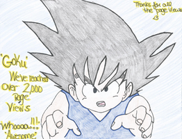 Thanks for over 2000 Pageviews by KrazyKat22