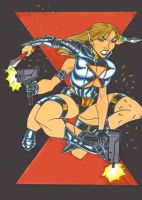 Hali by mikehegaman by LoneStranger
