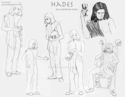 Hades Character Sheet by roguehobbit