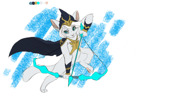 Cat Ashe by KittyWinder74