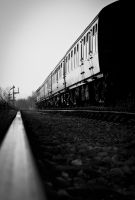 Down the Line.. by S1M0Nsays
