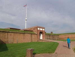 Fort McHenry 13 by Skoshi8