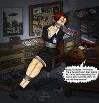 Special Agent Dana Scully, FBI by Fusilli-Jerry