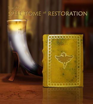 Mini Tome of Restoration by Swashbookler