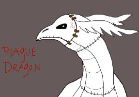 Plague Dragon by HARECROW
