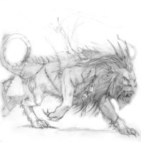 manticore by doginator444