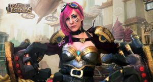 Vi cosplay by Abend86