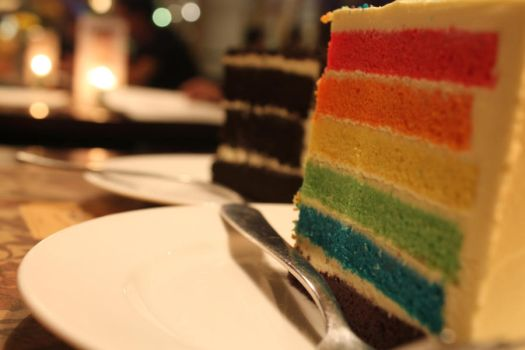 There is always Rainbow after Red Velvet by edwardsetiawan77
