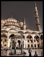 SultanAhmet Mosque by Lutherx