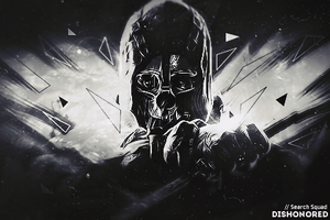 Dishonored Collab w/ Sinpathy by Crazed-Artist