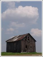 Old Man Barn by aspirine