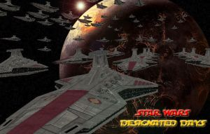 Star Wars Designated Days by icemember