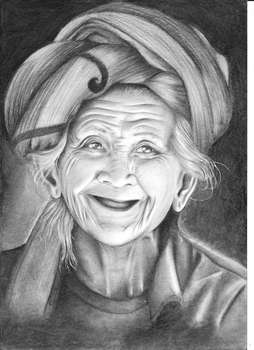 old woman by Reiko-chan-69