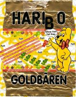 German Bears of Gummi-ness by justincrab
