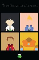The Bravest Warriors by PlutosBird