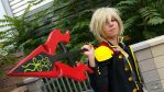 Nine from Final Fantasy Type 0 by AngelEmoGirl