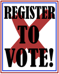 Register to Vote by Party9999999