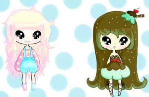 Candy Craving Chibi Adopts {1/2} by xXxdevonxxgrlxXx