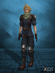 FF7CC- Cloud Shinra Solider *update* 4/17/2015 by MindForcet